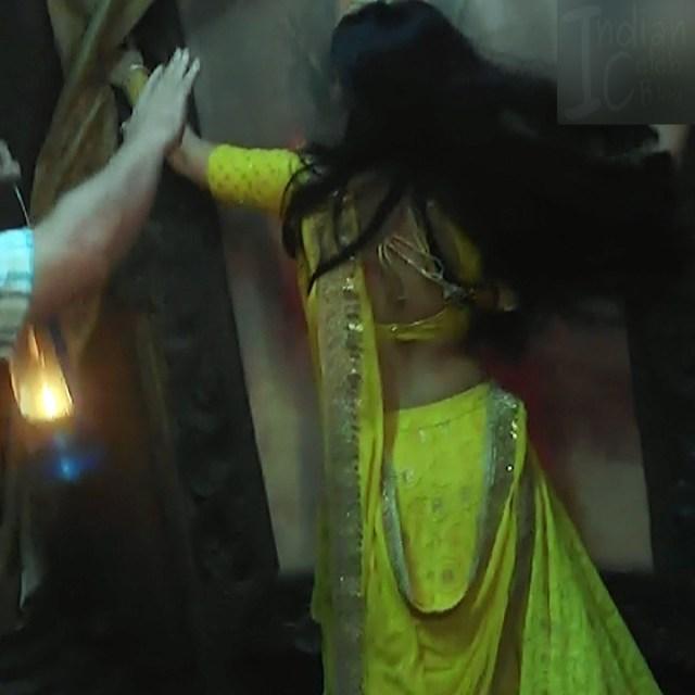 Surbhi Jyoti Hindi TV actress Naagin S1 20 hot lehenga choli pics