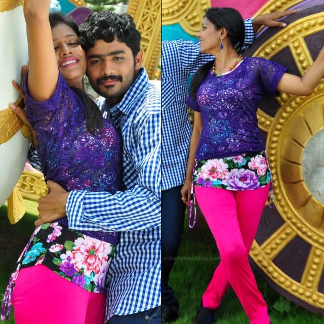 Anusri Telugu Tv actress CTS3 2 hot movie stills