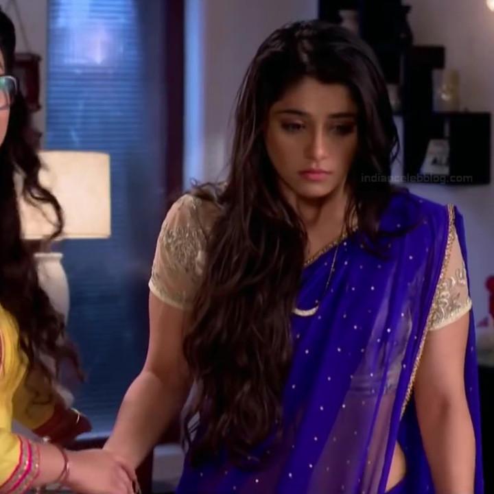 Chandni Bhagwanani hindi tv actress Tumhi S3 11 hot saree photo