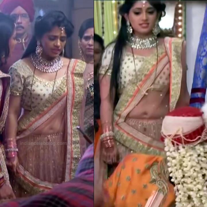 Chandni Bhagwanani hindi tv actress Tumhi S3 17 hot lehenga pics