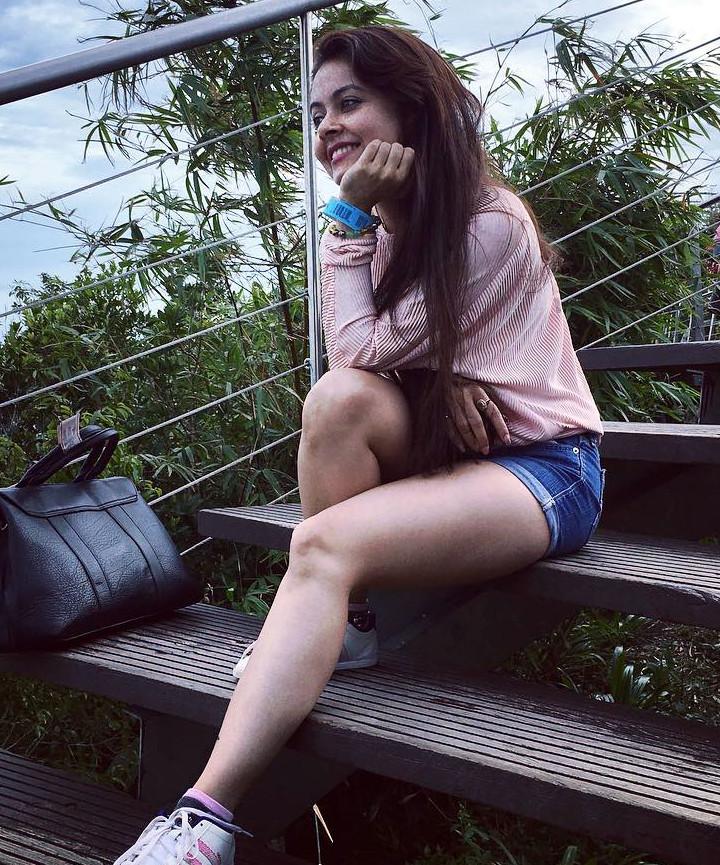 Devoleena Bhattacharjee hindi tv actress CTS2 12 hot glamour photo