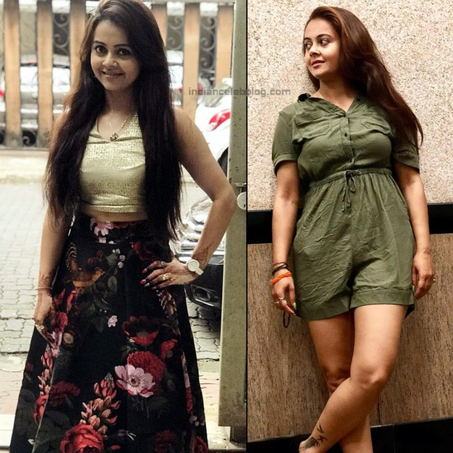 Devoleena Bhattacharjee hindi tv actress CTS2 4 hot glamour pics