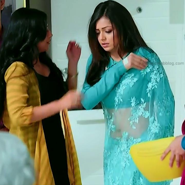 Drashti dhami hindi tv actress Silsila S2 1 hot saree photo