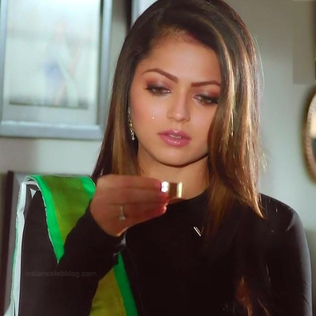 Drashti dhami hindi tv actress Silsila S2 9 hot sari photo