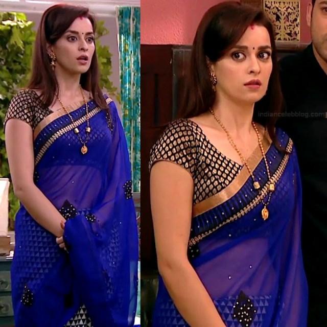 Ekta Kaul Hindi serial actress CTS1 16 hot transparent saree pics