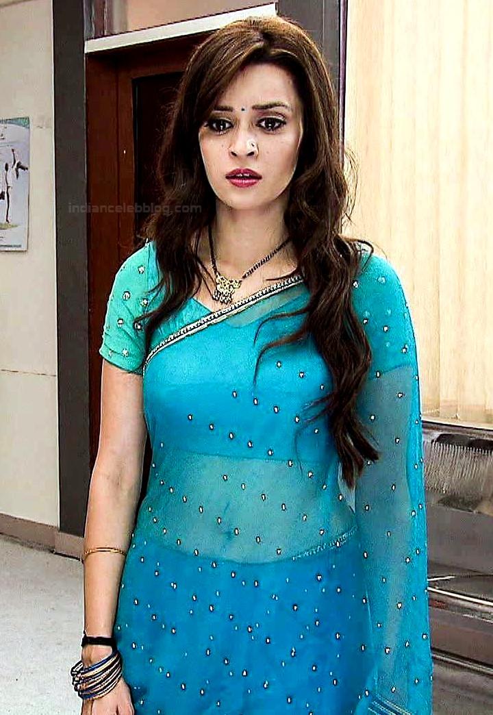 Ekta Kaul Hindi serial actress CTS1 4 hot saree photo
