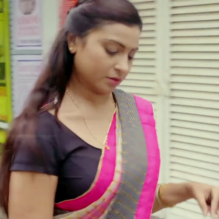 Hindi TV actress Aleeza khan CTS2 11 hot saree photo