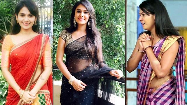 Kavya Gowda Kannada TV actress 17 thumb