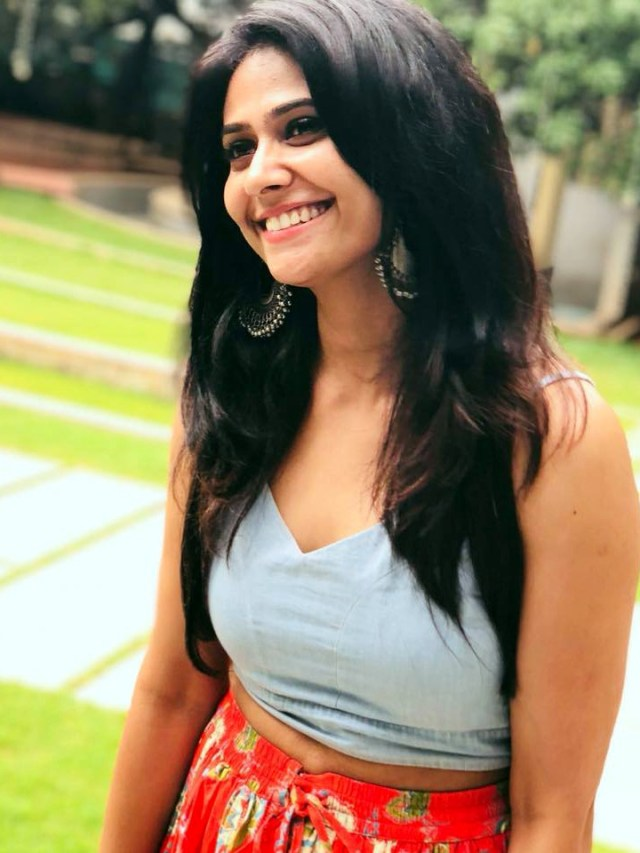 Kavya Gowda kannada tv actress CTS2 5 hot photo