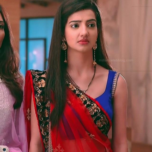 Lovey sasan hindi tv actress Saath NSS1 5 hot saree photo