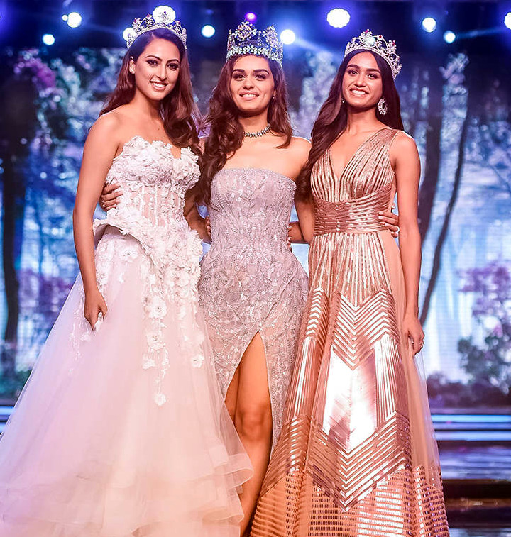 Manushi Chillar at Miss world 2018 Final 13