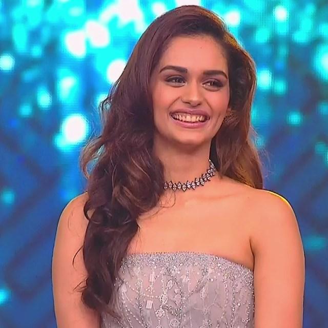 Manushi Chillar at Miss world 2018 Final 8