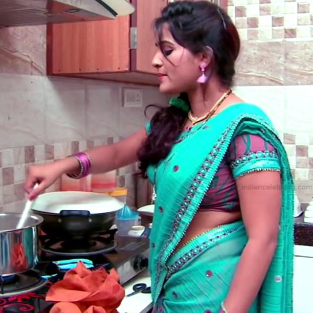 Monisha telugu tv actress Nandhini VNS1 15 hot sari caps