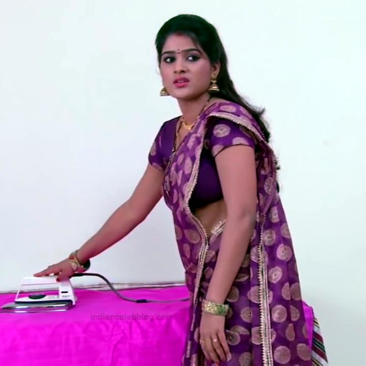 Monisha telugu tv actress Nandhini VNS1 16 hot sari caps
