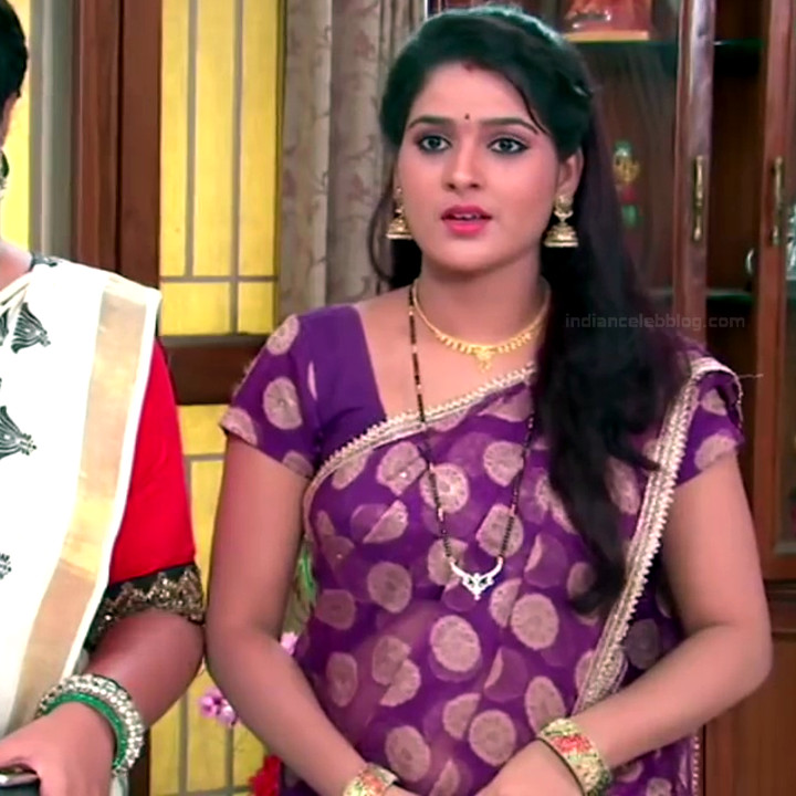 Monisha telugu tv actress Nandhini VNS1 20 hot saree caps