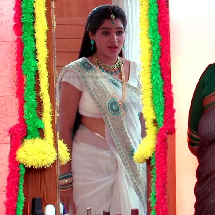 Monisha telugu tv actress Nandhini VNS1 3 hot saree photo