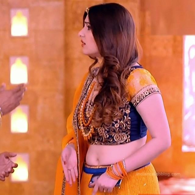 Naazuk Lochan Hindi TV actress JijiMS1 1 hot lehenga pics