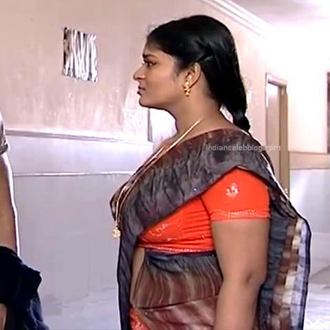 Neepa tamil tv actress PonDTS1 1 hot saree pics