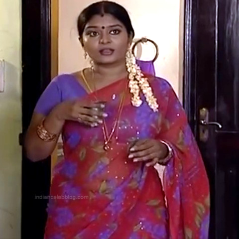 Neepa tamil tv actress PonDTS1 18 hot sari pics