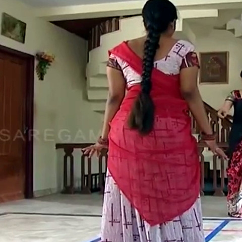 Neepa tamil tv actress PonDTS1 8 hot saree photo