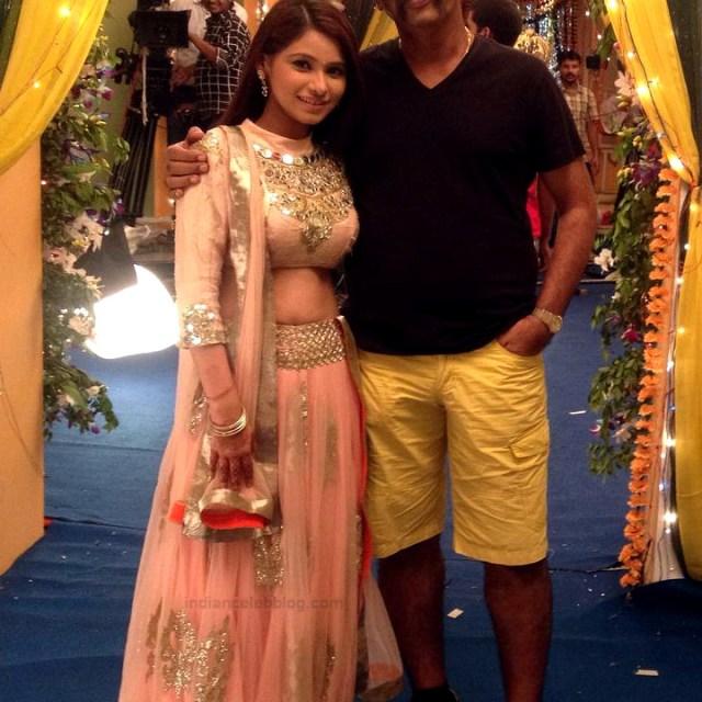 Pallavi Gupta Hindi TV actress Celeb TS1 11 hot lehenga photo