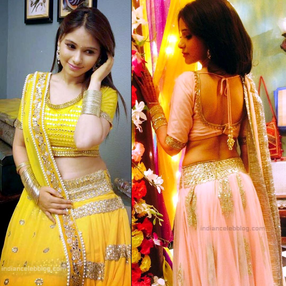 Pallavi Gupta Hindi TV actress Celeb TS1 5 hot lehenga pics
