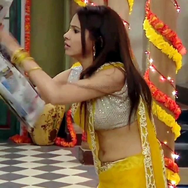 Pallavi gupta hindi tv actress CTS2 16 hot saree navel caps