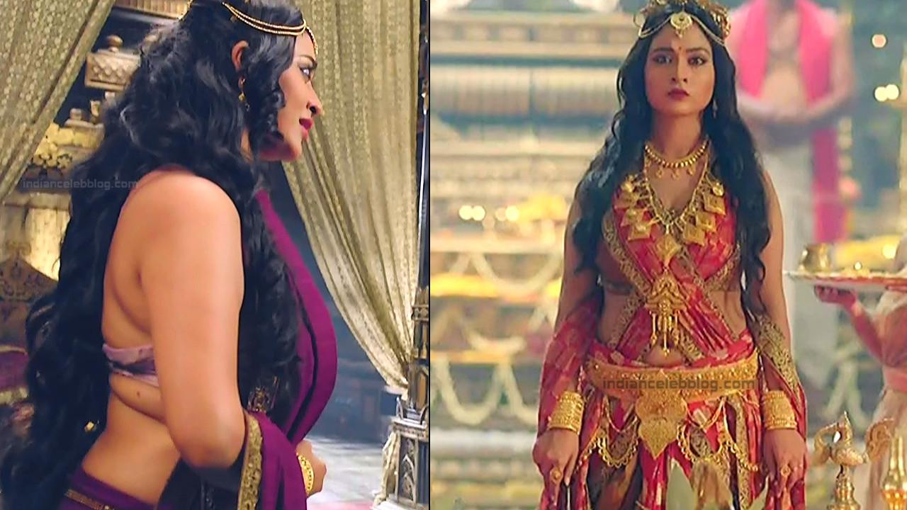 Piyali Munsi hot backless show HD caps from Prithvi Vallabh