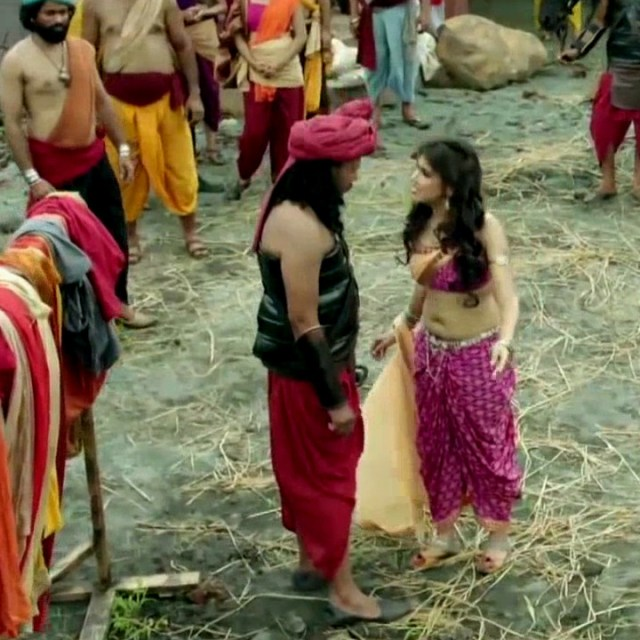 Prerna Sharma Hindi tv actress Chandra NYTDS1 16 hot caps