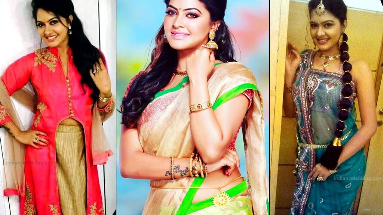 Rachitha Mahalakshmi south TV actress Photo gallery