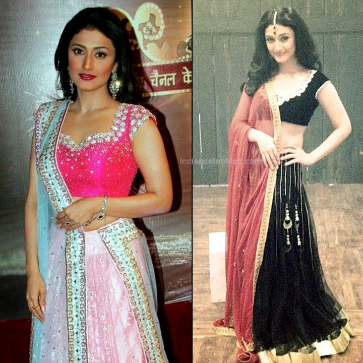 Ragini Khanna hindi tv celeb CTS2 1 hot lehenga pics