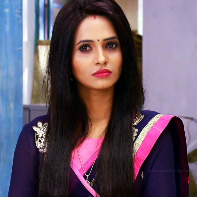 Roshni rastogi hindi tv actress CelebTS1 15 hot saree pic