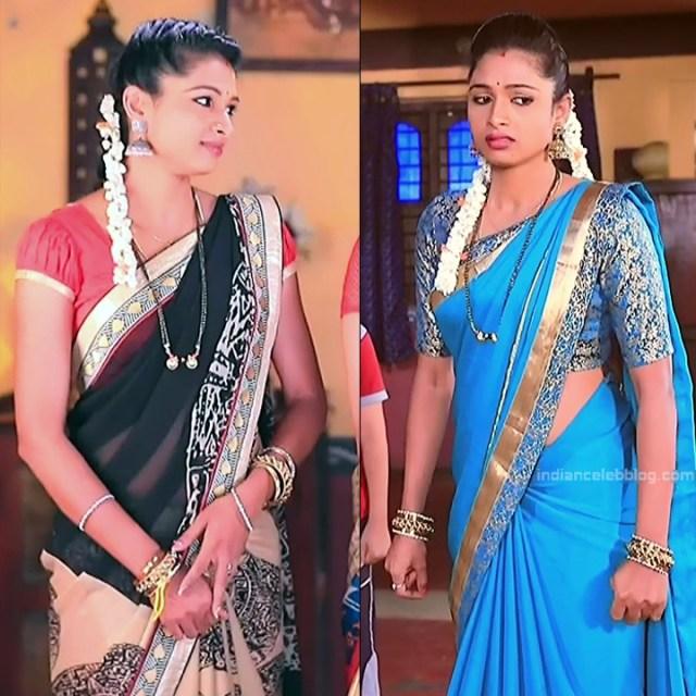 Ruthu Sai Putta gowri maduve actress S1 10 hot saree photos