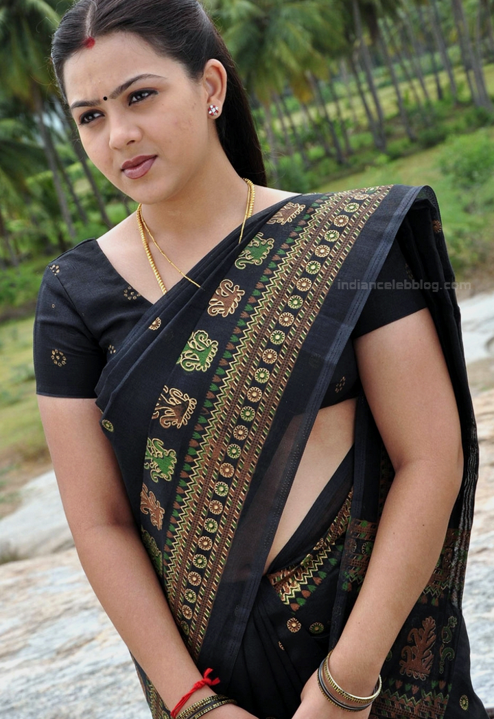 Shwetha Bandekar Tami TV actress CTS1 16 hot saree movie phot sareeo