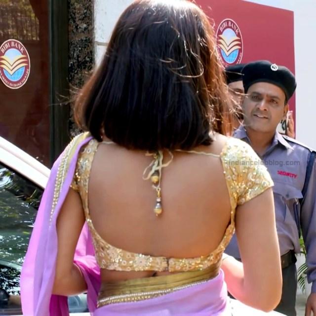 Sonal Vengurlekar hindi tv actress YehVRS8 16 hot saree pic