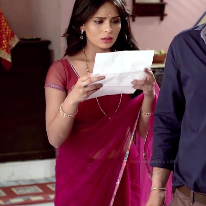 Sonal Vengurlekar hindi tv actress YehVRS8 4 hot sari photo