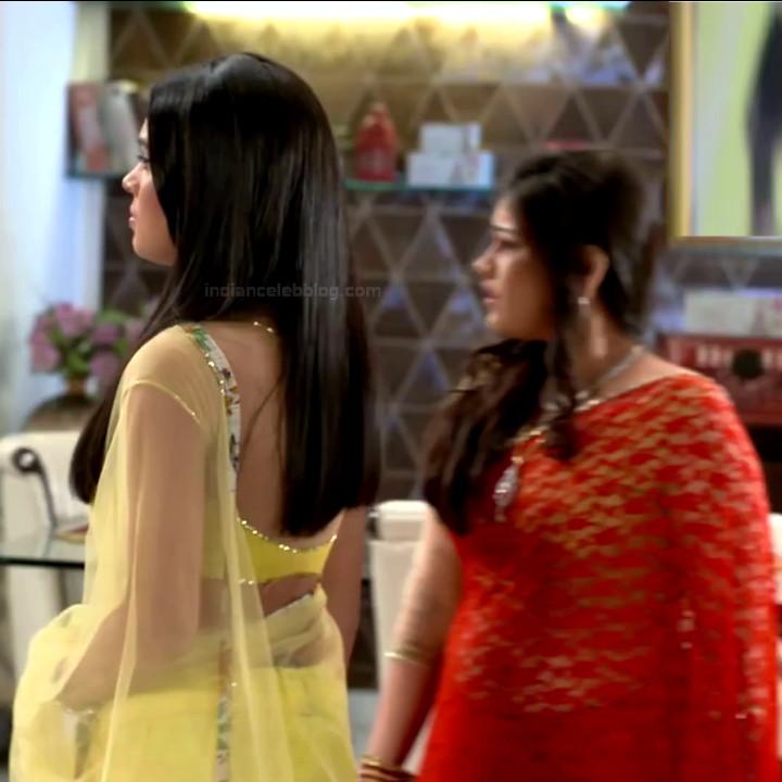 Sonal Vengurlekar TV actress Yeh VRS7 19 hot saree photo