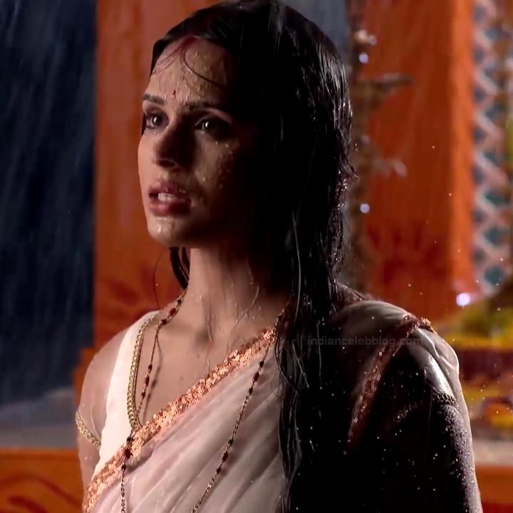 Sonal Vengurlekar TV actress Yeh VRS7 9 hot sari photo