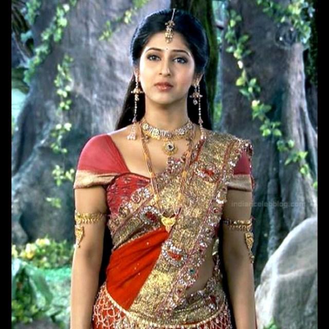 Sonarika Bhadoria Tv actress Devon ke mahadev CTS1_8_Sari pics