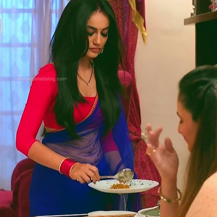 Surbhi Jyoti Hindi TV Actress Naagin 3S2 11 hot sari photo
