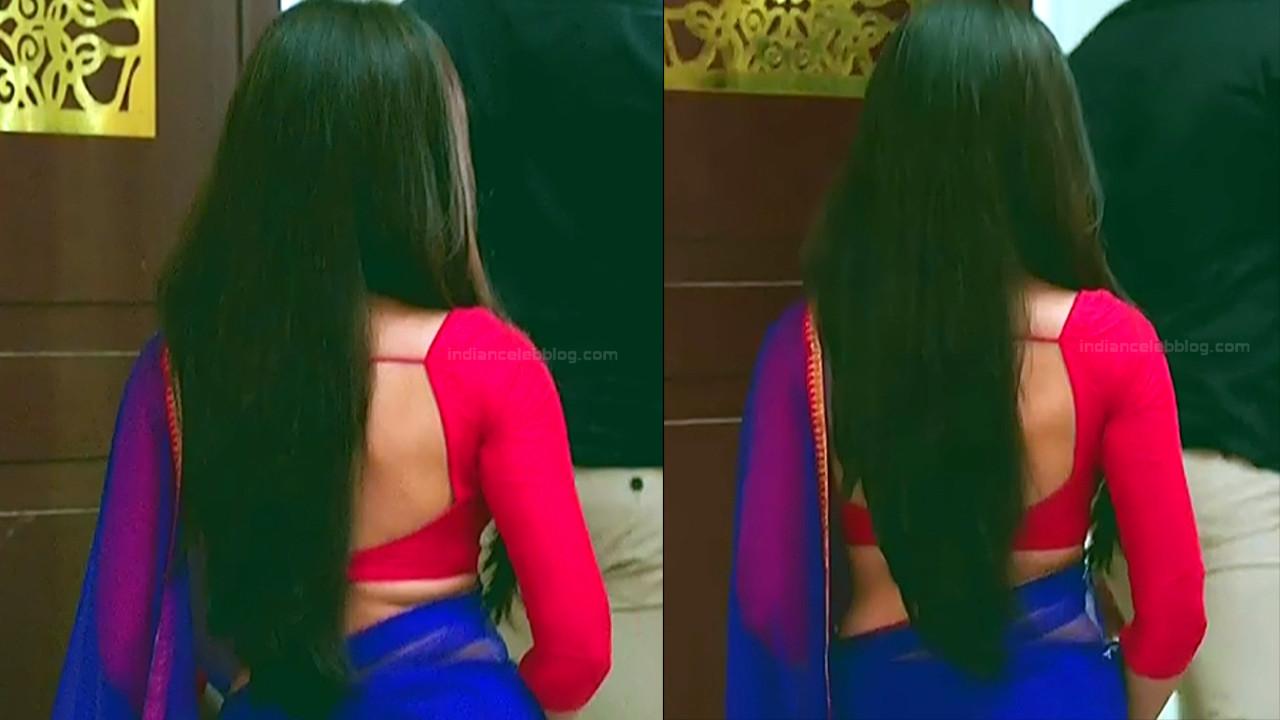 Surbhi Jyoti Hindi TV Actress Naagin 3S2 16 hot sari pics
