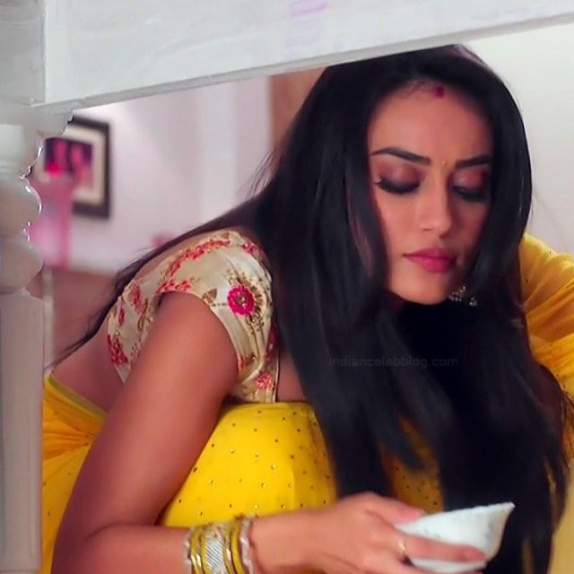 Surbhi Jyoti Hindi TV Actress Naagin 3S2 31 hot saree photo