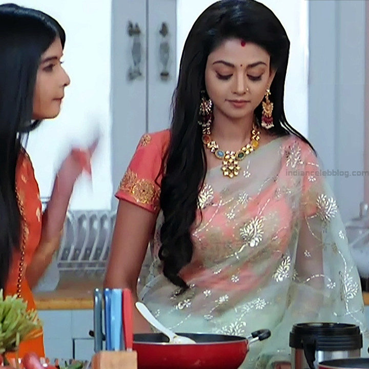 Tanvi Dogra Hindi serial actress JijiMS1 7 hot saree pic