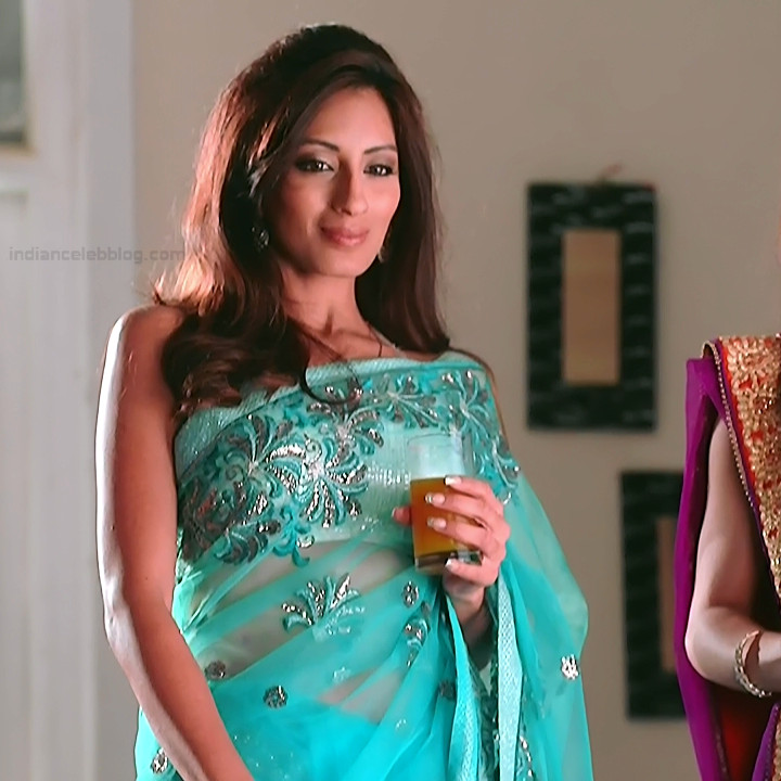 Uppekha Jain hindi tv actress Saath NSS1 5 hot saree photo