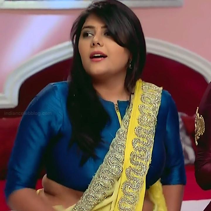 Aditi sharma hindi tv actress Kasam S1 3 saree photo