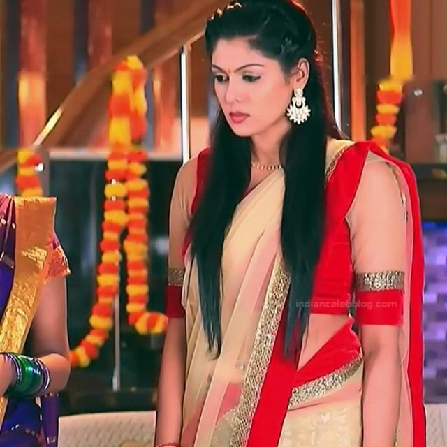 Anu Poovamma kannada tv actess Muddu LS1 7 sari photo