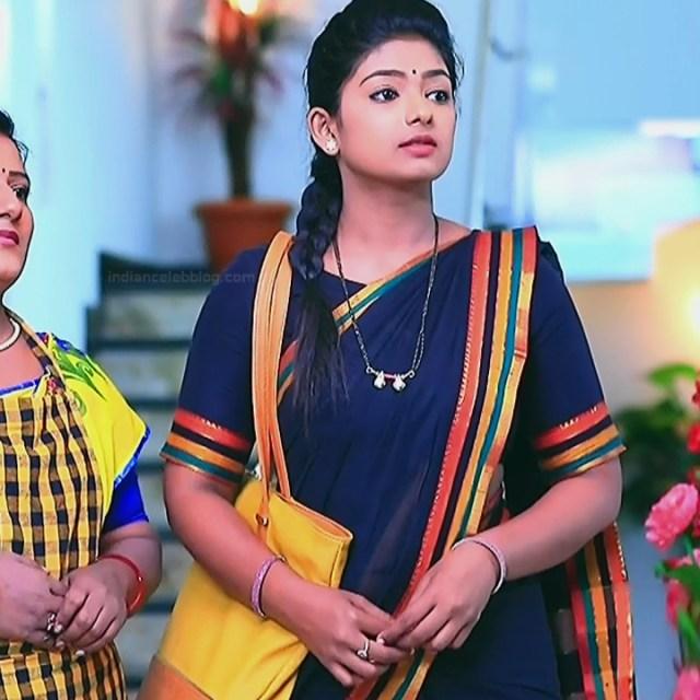 Bhoomi Shetty tv actress Kinnari S3 4 hot saree photo