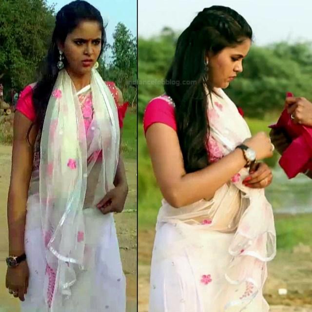 Chaitra reddy Tamil tv actress Yaarudi NMS1 11 hot sari pics