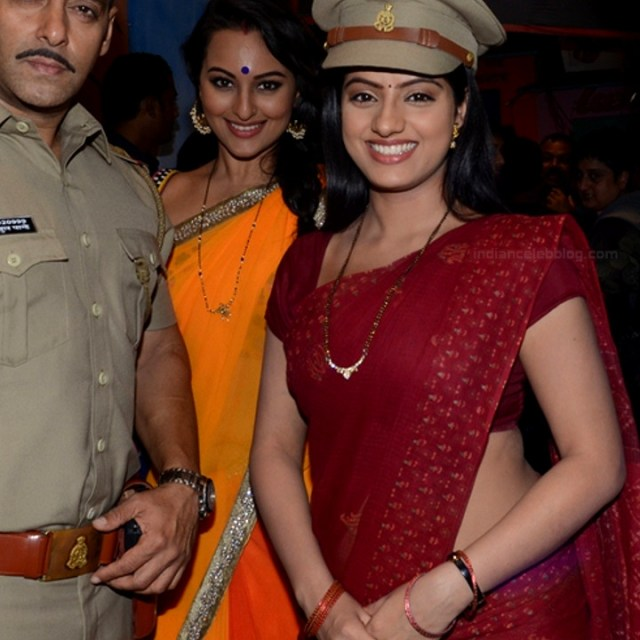 Deepika Singh Hindi TV actress event S1 3 hot saree photo
