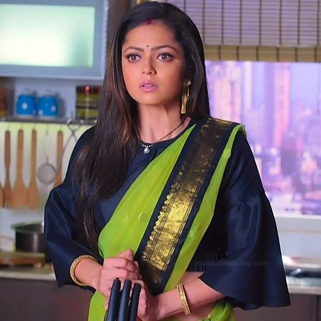 Drashti dhami hindi tv actress Silsila BRKS3 18 hot saree photo
